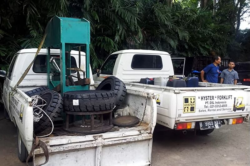 mobile_pressing_tyre_pt_dsl_indonesia_equipina